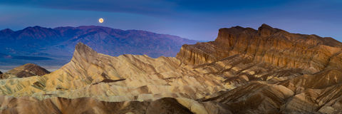 Death Valley nationalpark Royaltyfri Foto