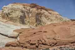 Death Valley, Nevada Etats-Unis Photo libre de droits