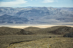 Death Valley, Nevada Stock Photography