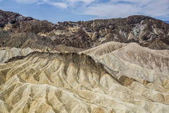 Death Valley, Nevada USA Royalty Free Stock Photography