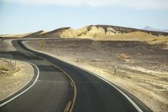 Death Valley, Nevada USA Stock Photos