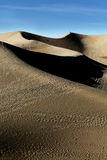 Death Valley -- Panamint Sand Dunes Royalty Free Stock Photo