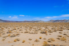 Death Valley panorama Royalty Free Stock Photo