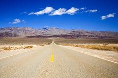 Death Valley Raod photographie stock libre de droits