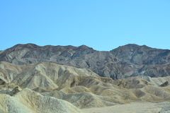 Death Valley road Royalty Free Stock Photography