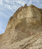 Death Valley Rock Formation Stock Images
