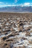 Death Valley scenery royalty free stock photo