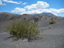 Death Valley Ubehebe Crater Stock Photography