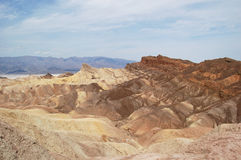 Death valley, USA Stock Photography