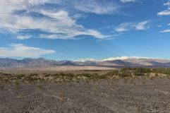 Death Valley, USA stock images