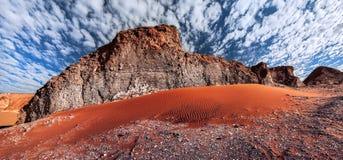 Death Valley (Valle de Ла Muerte) Стоковые Изображения