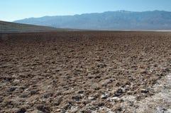 Death Valley vandring Royaltyfri Fotografi
