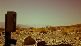 Death valley on Royalty Free Stock Images