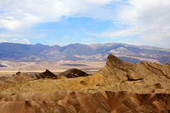 Death Valley view Royalty Free Stock Photography