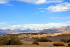 Death Valley view Royalty Free Stock Image