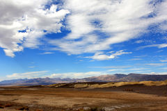 Death Valley view Stock Image