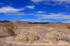 Death Valley view Stock Photo