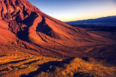Death Valley Vista Royalty Free Stock Photo