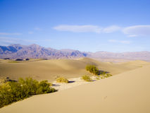 Death Valley Vista Royalty Free Stock Photos