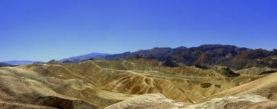 Death Valley Zabriskie Point stock photography