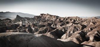 Death- Valleyansicht Lizenzfreies Stockbild