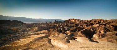 Death- Valleyansicht Stockfoto