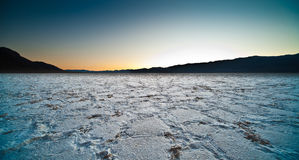 Death- Valleyansicht Lizenzfreies Stockfoto