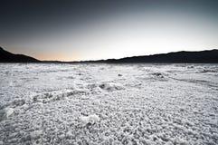 Death- Valleyansicht Lizenzfreie Stockfotografie