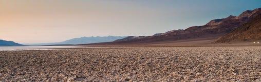 Death- Valleyansicht Stockbilder