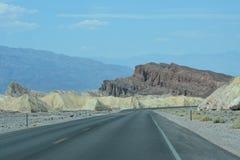 Death- Valleylandschaft Lizenzfreie Stockfotografie