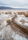 Death- ValleyNationalparklandschaft Lizenzfreies Stockfoto