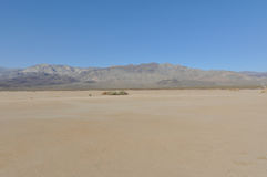 Death- ValleySanddünen, Kalifornien Lizenzfreie Stockfotos