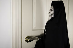 At Deaths Door Royalty Free Stock Photography