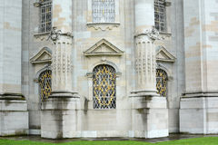 Deatil The Abbey of Saint Gall Royalty Free Stock Image