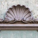 Deatil barock stil Fotografering för Bildbyråer
