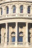 Deatil de capitol d'état du Texas photographie stock