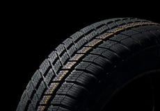 Deatil del neumático Foto de archivo libre de regalías