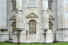 Deatil la abadía de la rozadura del santo Imagen de archivo libre de regalías