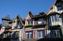 Deauville Royalty Free Stock Photo