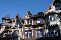 Deauville Fotografia Stock Libera da Diritti