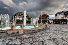 Deauville, França Imagens de Stock