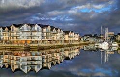 Deauville, Frankreich Lizenzfreie Stockfotografie