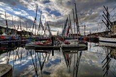 Deauville, Frankreich Lizenzfreie Stockbilder