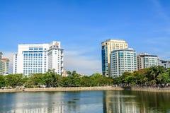 Deawoo hotel in Hanoi Stock Photo