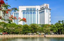 Deawoo hotel in Hanoi Royalty Free Stock Photos