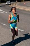 Deba Buzunesh - 2010 Twin Cities Marathon Stock Photography
