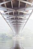 Debajo del puente imagen de archivo