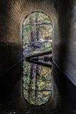 Debajo del puente Fotografía de archivo libre de regalías