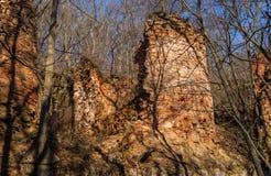 Deballoteer Mijnen in Illinois Royalty-vrije Stock Afbeeldingen