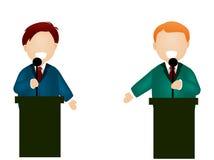 Debate Royalty Free Stock Images